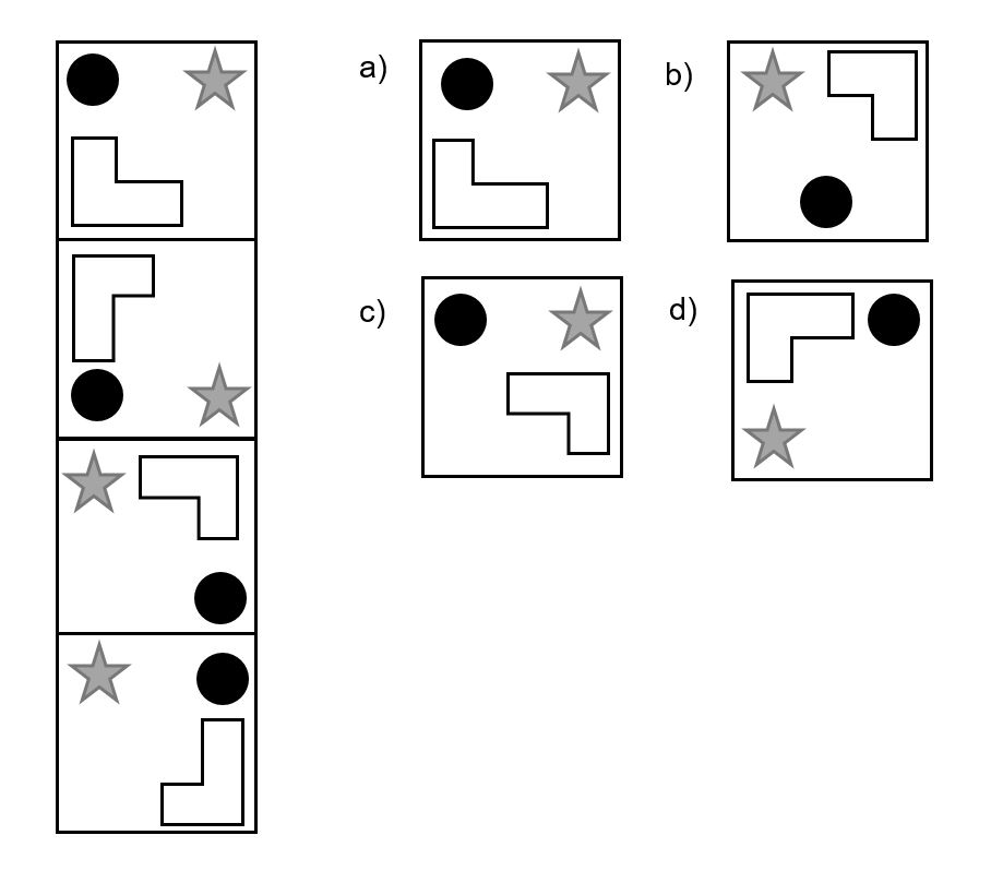 Abstract Reasoning Practice Question 1